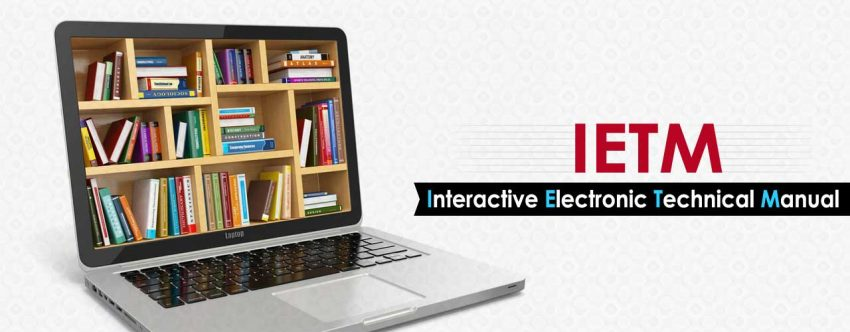 Interactive Electronic Technical Manual | Code and Pixels