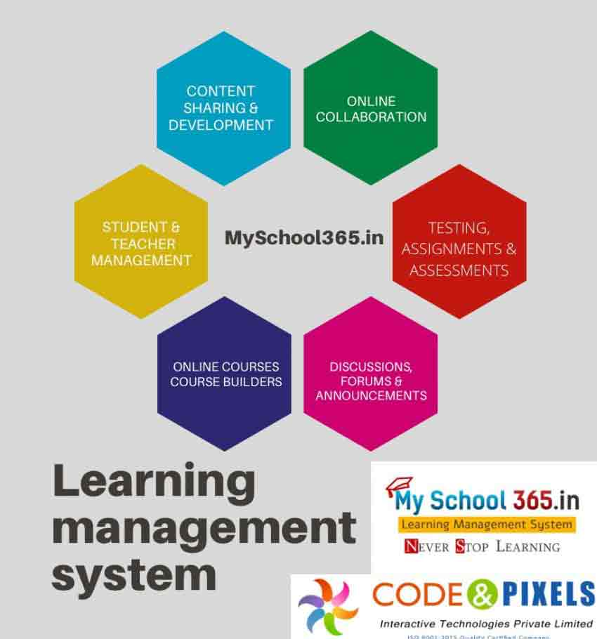 Code and Pixels Learning Management System
